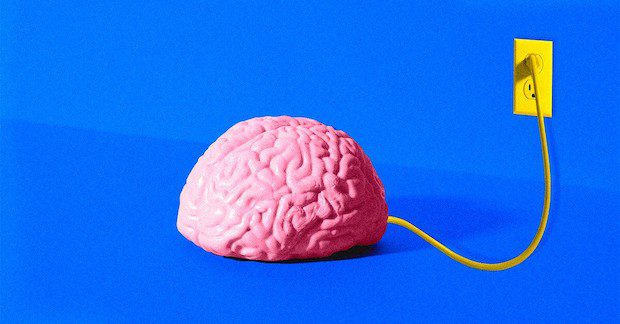 How to recharge your brain
